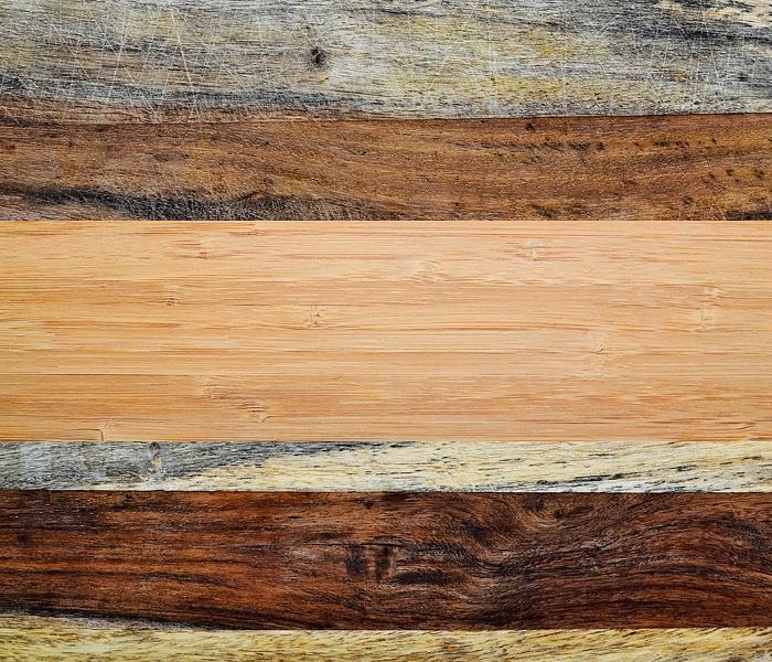 استری و بتونه چوب
